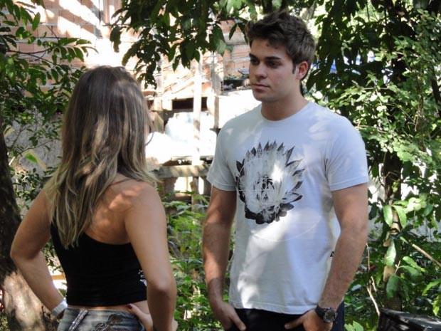 Betão decide terminar com Maria e admite que ama Babi (Foto: Malhação / Tv Globo)