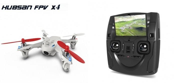Drone é barato, mas limitado (Foto: Reprodução/Mercado Livre)