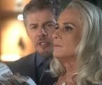 Vera Holtz e José Mayer em 'A lei do amor' | TV Globo
