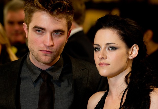 Robert e Kristen (Foto: Getty Images)