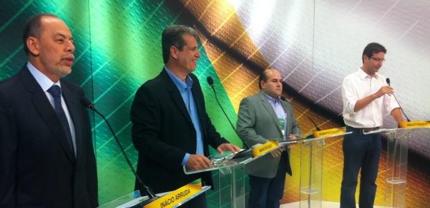 Candidatos 1 (Foto: André Teixeira/G1)