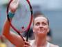 Após cirurgia, médicos estão otimistas de que Kvitova voltará a jogar tênis