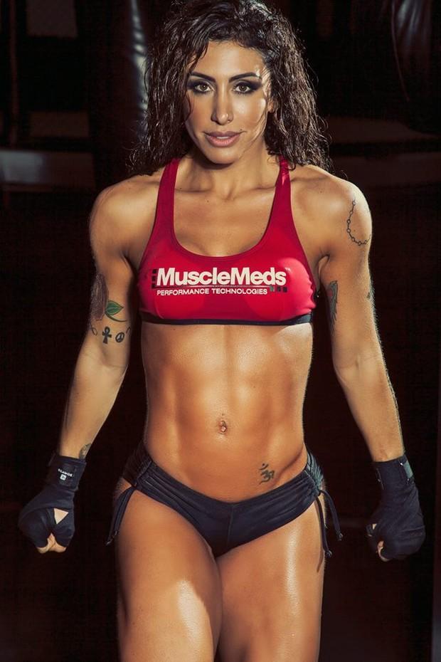 Jaque Khury (Foto: Musclemeds /MF Models Assessoria )