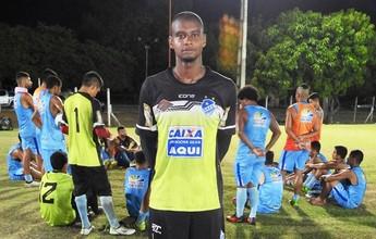 Diego ex-Vasco e Seleção sub-16 é o novo goleiro do São Raimundo-RR