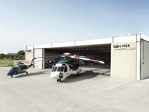 [Brasil] Campos e Macaé, RJ, têm vagas para curso gratuito na área de aviação Hangar_helicopteros_divulgacao_lider_1