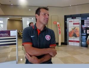 dunga inter caxias (Foto: Tomás Hammes/Globoesporte.com)