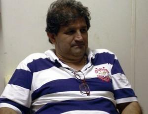 Jomar Garcia, presidente do Goytacaz (Foto: Assessoria Goytacaz/Divulgação)