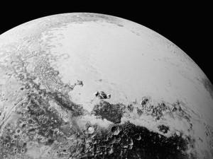 Plutão (Foto:  NASA/JHU-APL/SwRI)