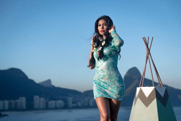 Sheislane Hayalla (Foto: Daniel Pinheiro / MF Models Assessoria )