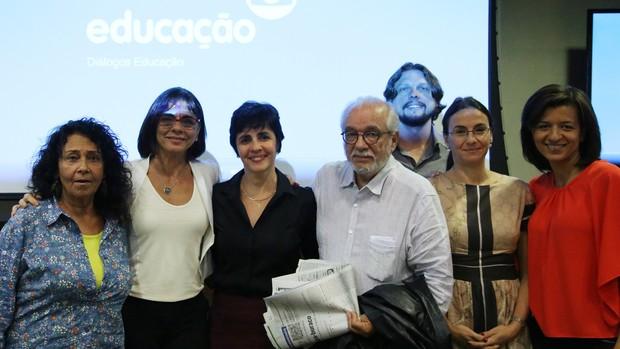 Diálogo Educação debate a formação de professores (Alexandre Horta)