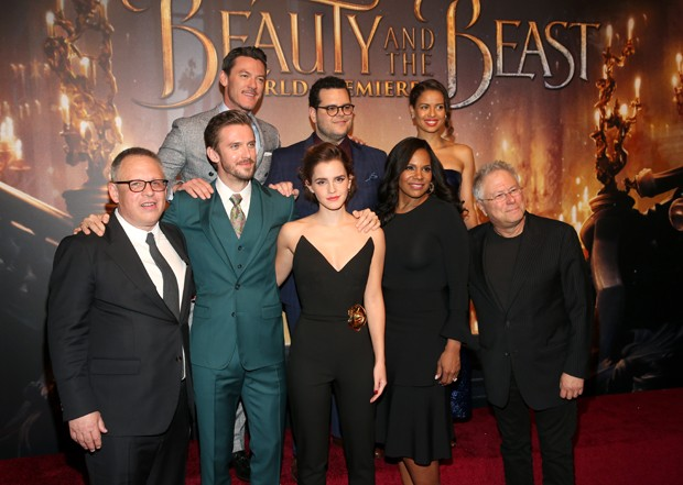 Elenco do filme (Foto: Getty Images)