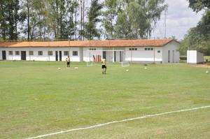 Mixto treinos 2015 (Foto: Franceline Russo)