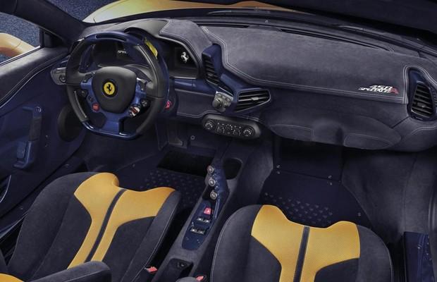 Ferrari 458 Speciale A (Foto: Divulgação)