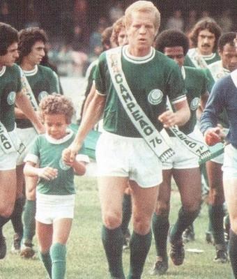 d3be63d7a6 Ademir da Guia Palmeiras 1976 (Foto  Divulgação  Site Oficial do Palmeiras)