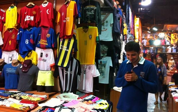 Ilker Grand Bazaar Istambul Alex (Foto: Alexandre Cossenza)