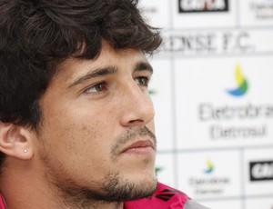 Aloísio, atacante do Figueirense (Foto: Luiz Henrique, Divulgação / Figueirense FC)