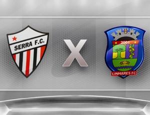 Copa Espírito Santo 2012: Serra x Linhares (Foto: Globoesporte.com)