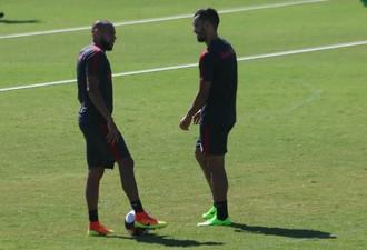 Carlinhos Uendel Inter  (Foto: Tomás Hammes/GloboEsporte.com)