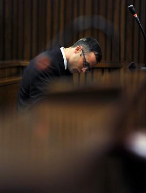 oscar pistorius julgamento (Foto: Reuters)