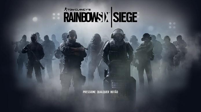 Tom Clancys Rainbow Six Siege: FPS tático da nova geração (Foto: Reprodução/Thiago Barros)