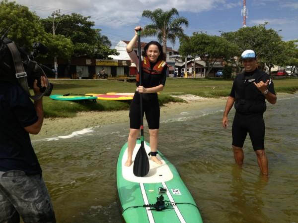 Stand up paddle (Foto: Divulgação)