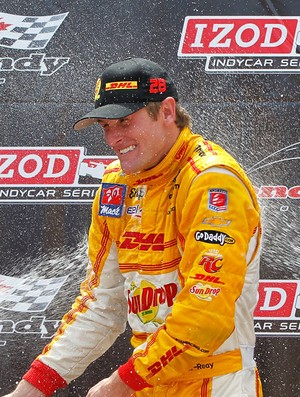 Ryan Hunter-Reay fórmula indy (Foto: Getty Images)