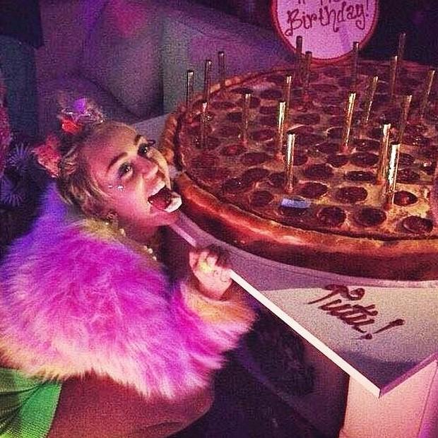 Miley Cyrus (Foto: Instagram / Reprodução)