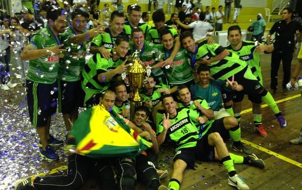 Copa TV Asa Branca  de Futsal (Foto: Divulgação: Armando Dantas)