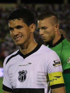Magno Alves River-PI  x Ceará - Copa do Nordeste 2015 (Foto: Emanuele Madeira/GLOBOESPORTE.COM)