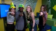 Boletim Vídeo Show: Enquanto Rola a Copa
