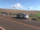 Sobreviventes de acidente com cinco mortos no PR estão em estado grave