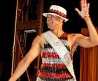 Rei momo vai usar prêmio na   faculdade (Robson Vasconcelos/Belotur)