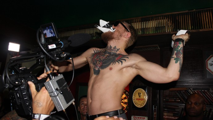 Conor McGregor, MMA, UFC (Foto: Adriano Albuquerque)