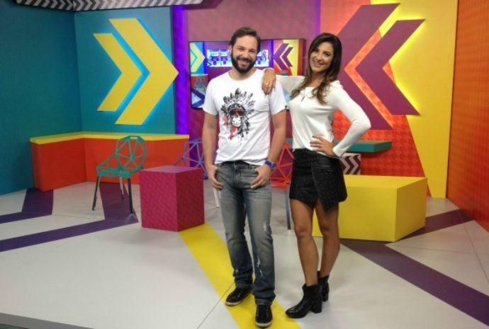 De Ponta a Ponta abordou o tema 'Sotaque' no programa exibido em 25/04/2015 (Foto: Reprodução / TV TEM)