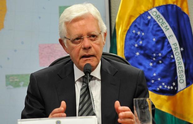 O ex-ministro Moreira Franco (Foto: Wilson Dias/Agência Brasil)