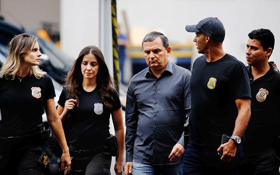 Ex-secretário da Casa Civil Régis Fichtner  (Foto: Pablo Jacob /Agência O Globo)