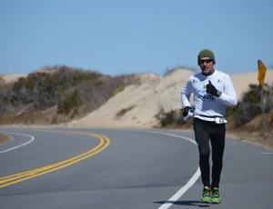 Ultramaratonista Valmir Nunes Estados Unidos (Foto: Divulgação)
