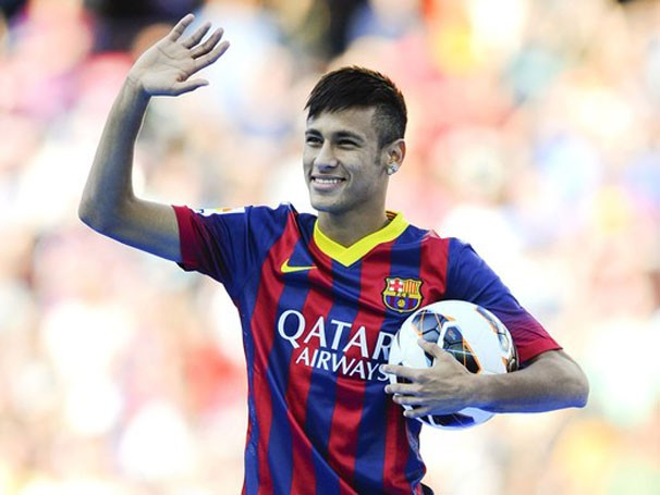 Neymar Barcelona 606 (Foto: Getty Images)