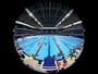 Piscina é elogiada, mas calor, apagão e área externa preocupam a natação