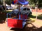 Criança tem alta após acidente com brinquedo em escola de Rio Preto