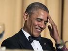 Obama se autoparodia e faz provocações contra republicanos