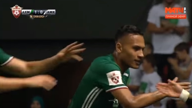 BLOG: Ex-corintiano Léo Jabá faz golaço em estreia com vitória no Campeonato Russo