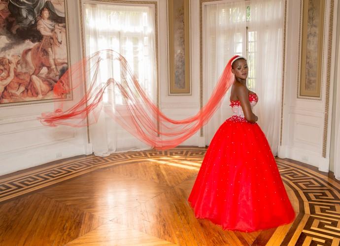ex bbb angelica noiva 3 (Foto: Thiago Tas/ Divulgação)