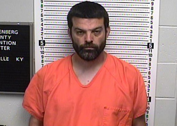 Toby Willis  (Foto: Muhlenberg County Detention Center)
