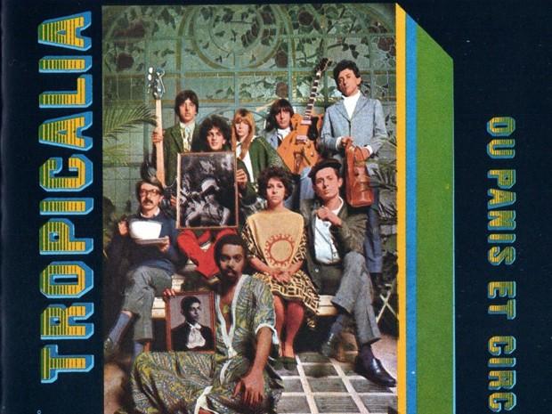 Álbum Tropicália ou Panis et Circenses está entre leituras obrigatórias do vestibular da UFRGS (Foto: Reprodução)