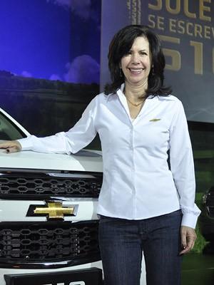 Grace Lieblein é promovida e deixa presidência da GM do Brasil (Foto: Divulgação)