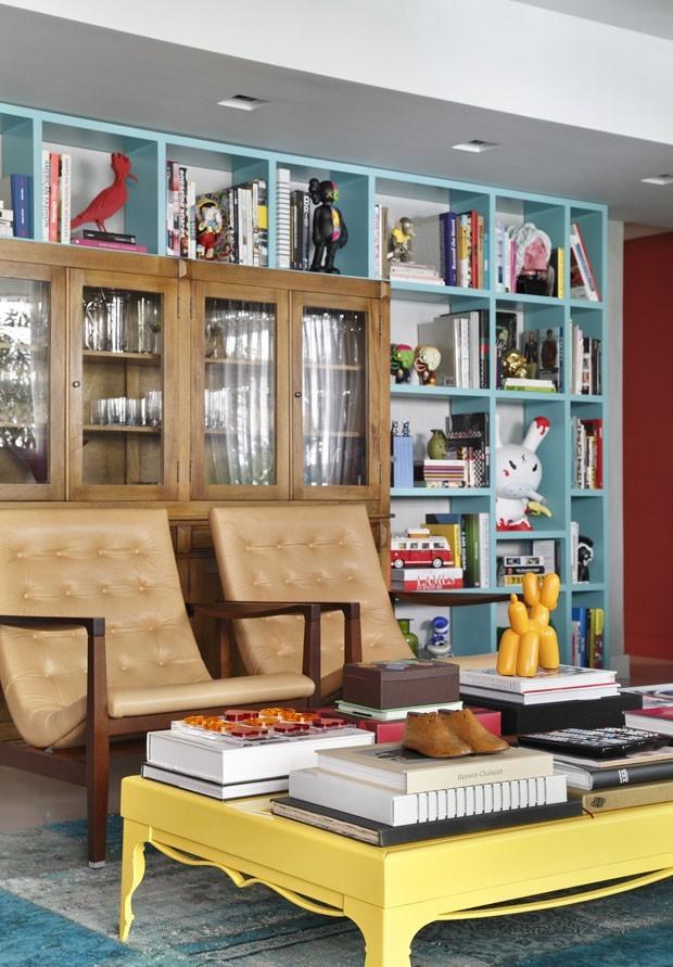 10 estantes que brilham na decoração (Foto: Divulgação)