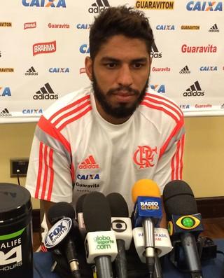 Wallace Flamengo  (Foto: Ivan Raupp)