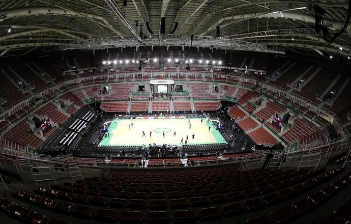 Arena Olímpica da Barra (Foto: Marcelo D.Sants / Ag.Estado)