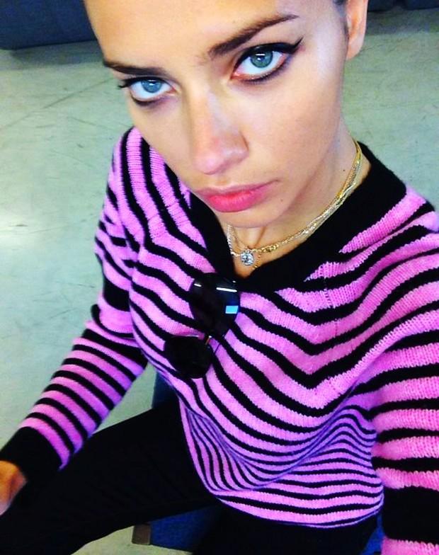 Adriana Lima (Foto:  )